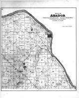 Amador Township, Chisago County 1888
